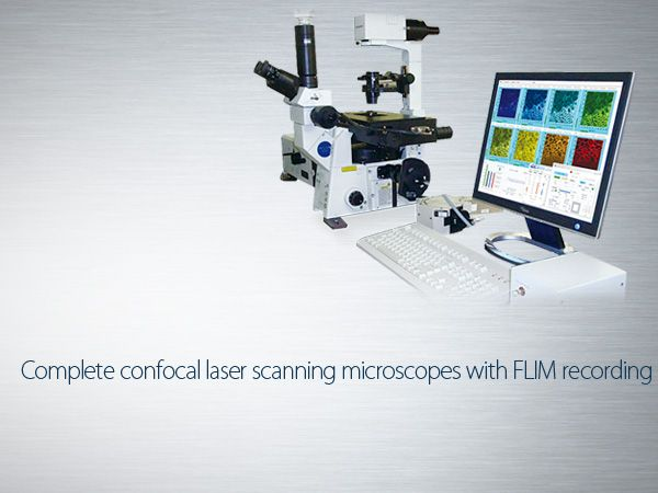Fluorescence Lifetime Imaging (FLIM) system