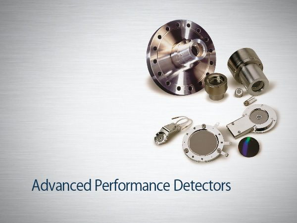 Advanced Performance Detectors (MCP)