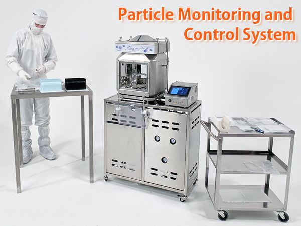 Particle Monitoring and Control System