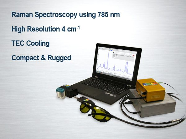 Portable Raman Spectrometer Laser And Probe Portable Raman