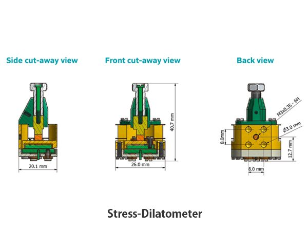 Stress-Dilatometer